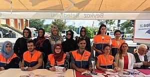 Beykoz'da vatandaşlara deprem eğitimi verildi