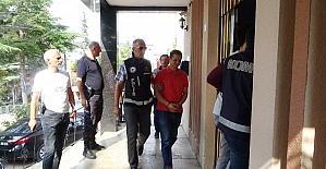 Bilecik'te gözaltına alınan 12 kişi adliyeye sevk edildi