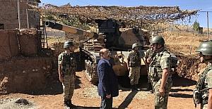 Bitlis Valisinden karakol ziyaretleri