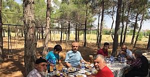 Bor Huzurevi Sakinleri Piknikte Moral Depoladı