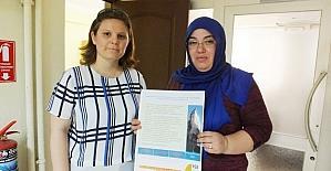 Burhaniye'de Halk Eğitim Kursları üniversiteli yaptı
