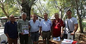 Burhaniye'de Halkoyunları Şenliği devam ediyor
