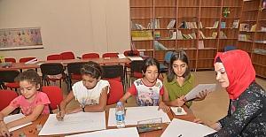 Büyükşehir Belediyesinin yaz kursları sona erdi