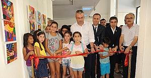 Büyükşehir Kültür Merkezi öğrencileri yeteneklerini sergiledi