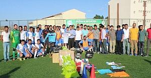 Çaldıran Belediyesinden Çaldıranspor'a destek