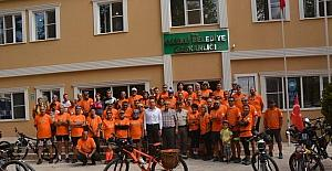 Çameli'de 2. Uluslararası Bisiklet Festivali Düzenleniyor