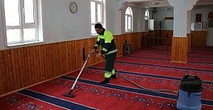 Çankaya'daki ibadethaneler bayrama hazırlanıyor
