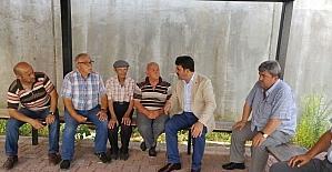 Çaturoğlu ve Çakır köy gezilerinde