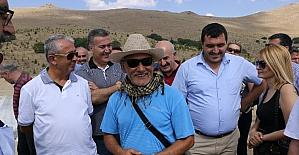 CHP'Lİ İl Başkanları Başkan Altınok Öz'ün öncülüğünde bir araya geldi