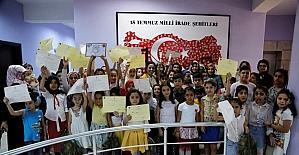 Cizre'de Kur'an kursu mezunlarına sertifikaları verildi