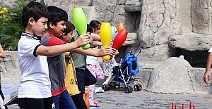 Çocuklar için kültür sanat karavanı