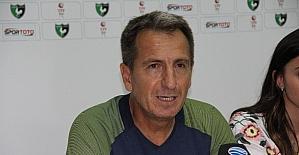 Denizlispor Teknik Direktörü Yusuf...