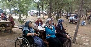 Diyaliz hastaları piknikte buluştu