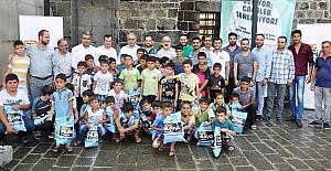 Diyarbakır'da yaz Kuran kursları sona erdi