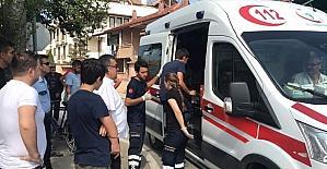 Düzce'de trafik kazası: 2 yaralı