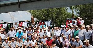 Efeler Belediyesi yenilenen şantiyesini görücüye çıkarttı