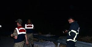 Erbaa'da kaza 2 ölü 4 yaralı