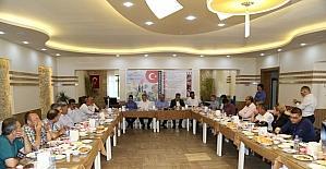 Ereğli'de tarım ve hayvancılık fuarı ve festival tanıtım toplantısı yapıldı