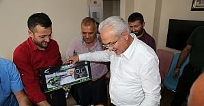 Erzincan Belediyesinden Geleneksel Sünnet Merasimi
