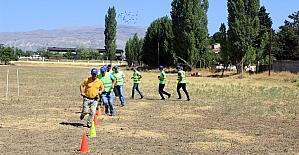 Erzincan'da kaçan kurbanlıklar drone ve atlı birlikler ile yakalanacak