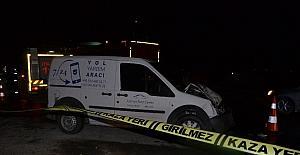 Eskişehir'de ölümlü trafik kazası