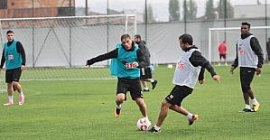Eskişehirspor, Denizlispor'a hazırlanıyor