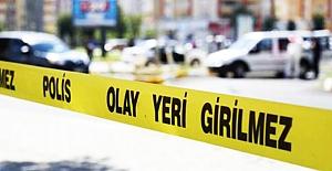 Eyüp'te markete molotoflu saldırı