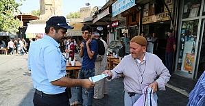 Eyyübiye'de kurban kesim ve satış yerleri belirlendi