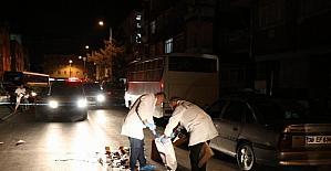 Fevzi Çakmak'ta silahlı kavga: 1 yaralı