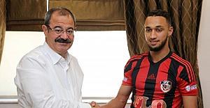 Gazişehir F.K'ye Hollanda'dan transfer