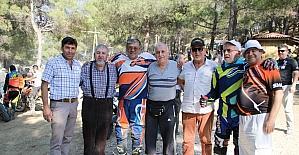 Gediz'de Motosiklet Festivali