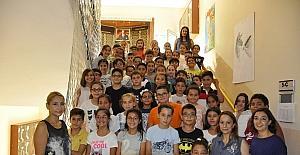 GKV Özel Ortaokulu Öğrencileri Oryantasyonda