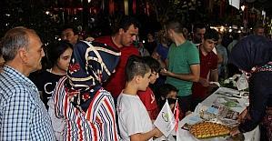 GTB, Antepfıstığı festivalinde stant açtı