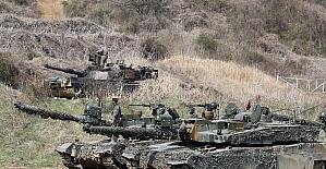 Güney Kore'de askeri tatbikat sırasında patlama: 1 ölü