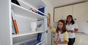Güvenli yaşam odası ile vatandaşlar bilinçlendiriliyor