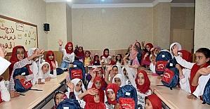 İpekyolu Belediyesi, Kur'an Kursu öğrencilerini unutmadı