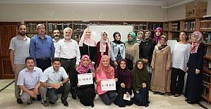 İşitme engelliler için Umre Ödüllü Bilgi Yarışması yapıldı