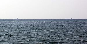 İskenderun Körfezi açıklarında bir gemi batma tehlikesiyle karşı karşıya