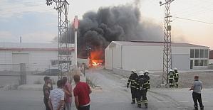 """İtfaiyeden """"Yangını bırakıp hatıra fotoğrafı çektirdiler"""" haberine tepki"""