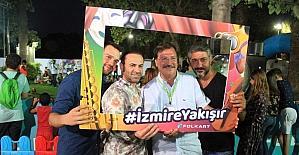 İzmir Fuarı, yerli ve yabancı ünlüleri ağırlıyor