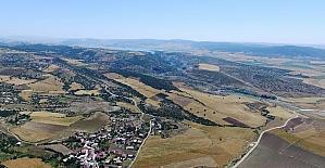 Kahramanmaraş'ta 22 bin 500 dekar zirai arazi suya kavuşacak