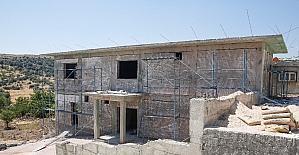 Karakesek'te sosyal tesis sözü yerine getiriliyor