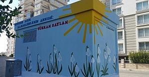 Kardelenler Türkan Saylan Parkı'nda yerini aldı