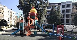 Karşıyaka'nın parkları yenileniyor
