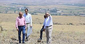 Kayseri'ye Toplu Besi Bölgesi yapılacak