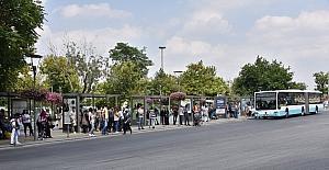 Konya'da üniversiteye yeni kayıtta ulaşım üç gün ücretsiz