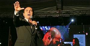 Köroğlu festivali Ferhat Göçer konseriyle sona erdi