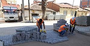 Kurtuluş Mahallesi'nin 3 sokağı da yenilendi