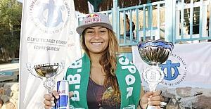 Lena Aylin Erdil sekizinci kez Türkiye Şampiyonu