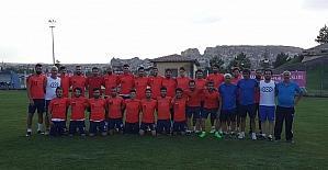 Malatya Yeşilyurt Belediyespor ikinci hazırlık maçında galip geldi